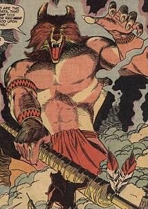 Owayodata (Native American god)
